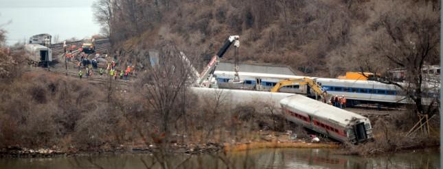 New York Train Crash