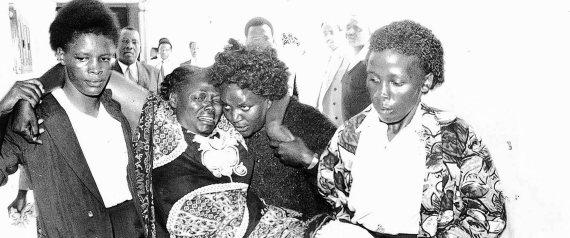 NOBEL LAUREATE WANGARI MAATHAI DEAD AT 71